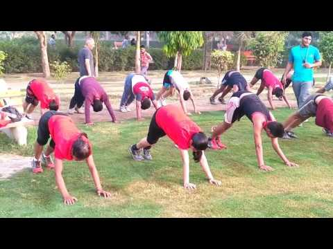 Full physical training Indian army