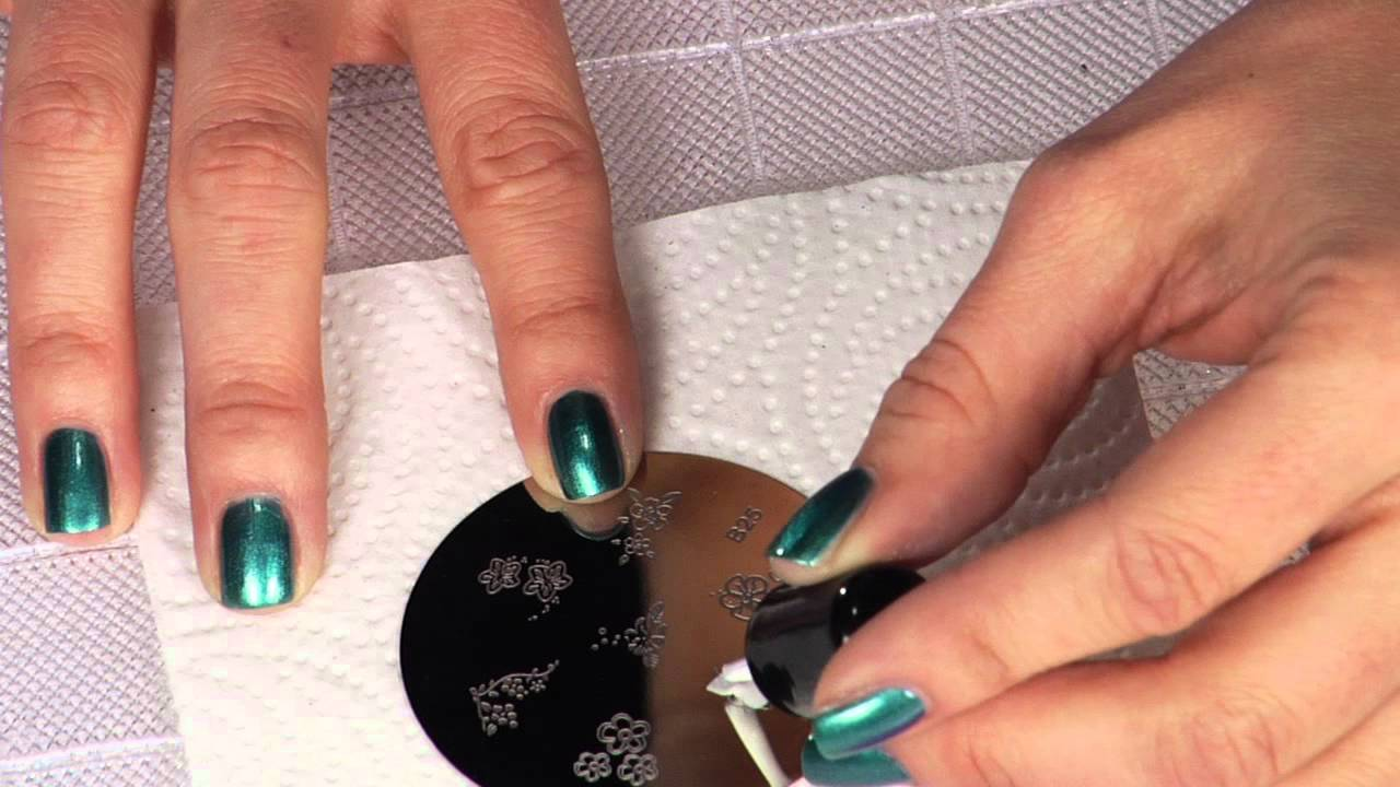Fingrs How To Diy Nail Art With Fingrs Flirt Stamping Kit