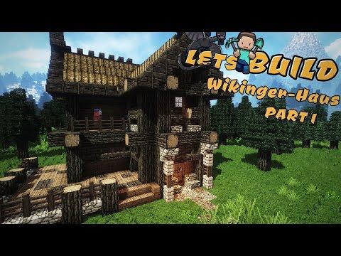 Minecraft Wikingerhaus - Minecraft altmodische hauser bauen