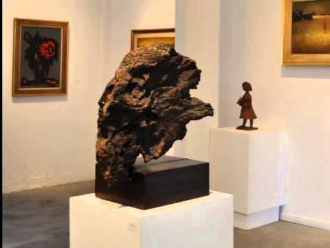 """""""Nuevos artistas del Grupo Litoral"""" - Marcelo Pombo - 2008"""