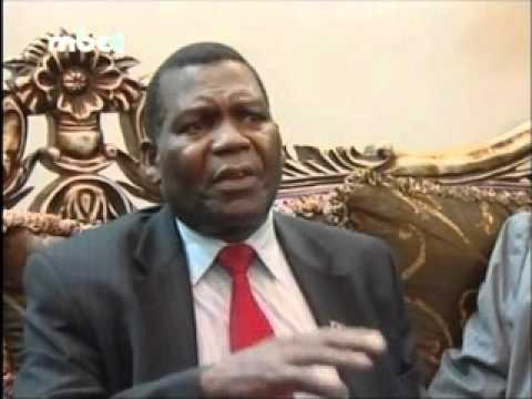George Chaponda comments upon arrival from UK-US Trip - Oct 2011