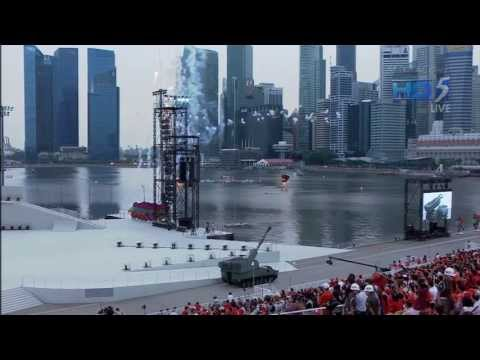 NDP 2013 [HD5] Singapore 48th Anniv (+Red Lions) 720p