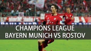 Video Bayern Munich vs Rostov | Champions League Week 1 | Predictions download MP3, 3GP, MP4, WEBM, AVI, FLV Oktober 2018