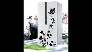 Товары с Али Экспресс.Обзоры покупок..наклейка на холодильник