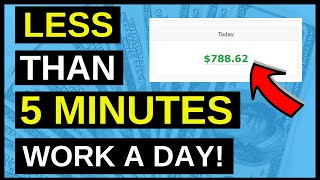 How To Earn Money On YouTube In Less Than 5 Minutes!!