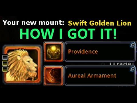 Neverwinter How I Got The Lion