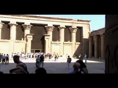 Travel Tales - Images of Egypt - Temple of Horus at Edfu