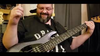Ernie Ball Music Man, Stingray 5 Special HH Demo