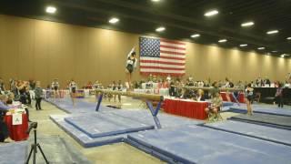 Mia Takekawa - Balance Beam - 2016 Women's Junior Olympic Championships