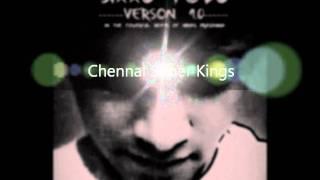 Sixxu Podu Verson 1.0 - Gonzales Ft. Nivas Prasanna (2011) [Chennai Super Kings Song]