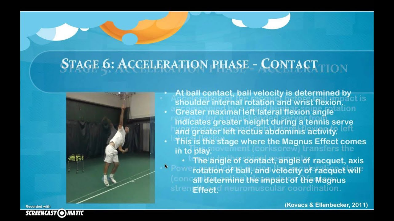 Biomechanics In Sport - Physiopedia