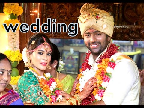 Shanthanu Bhagyaraj and Keerthi Wedding held on August 21, 2015
