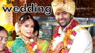 Shanthanu Bhagyaraj and Keerthi Wedding held on August 21, 2015