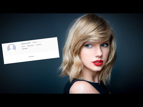 Taylor Swift's Social Media Accounts Mysteriously Disappear?! | What's Trending Now! Mp3