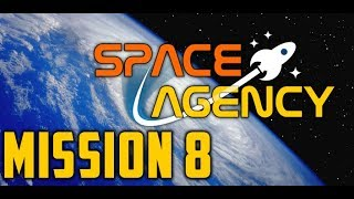 Space Agency Mission 8 Gold Award