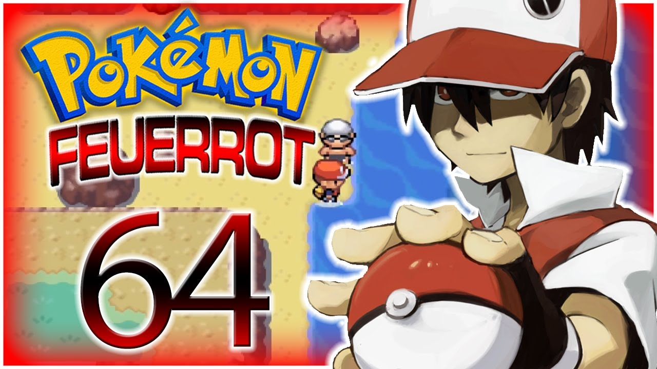 pokemon feuerrot let 39 s play together pokemon feuerrot part 64 youtube. Black Bedroom Furniture Sets. Home Design Ideas