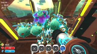 """Raistlin Plays Slime Rancher: """"Starting From Scratch"""" series Day 69"""