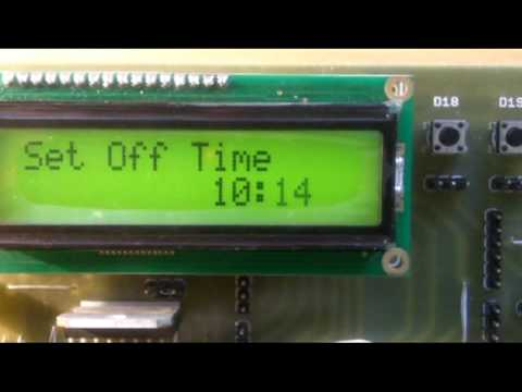 Timer Controlled Device Youtube