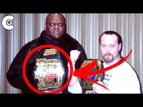 10 WWE Titles You Won't Believe Existed