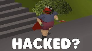 Runescape: Did I Get Hacked?