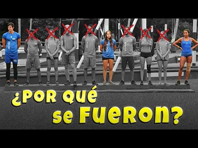 LA VERDAD Sobre Fraude Exatlón México (Salida 7 Contendientes)