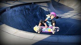 Video Bryce Ava Wettstein: Surfer Skater Girl download MP3, 3GP, MP4, WEBM, AVI, FLV Juni 2018