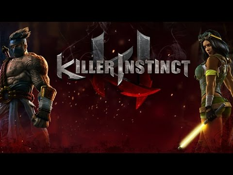 Killer Instinct Complete: All Character Intros, Win Pose and Ultras