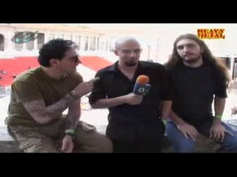L.O.S.T. - Opening act for Obituary and Novembre (interview) mp3