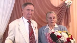 Бриллиантовую свадьбу отмечает семья Калугиных