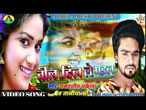 जान गलीया के तोहारा तिलवा दिलवा कईले बा पागल हो Amarjeet Akela Ka परिवारीक सौग 2019