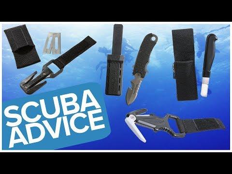 Best Dive Knives - 2019