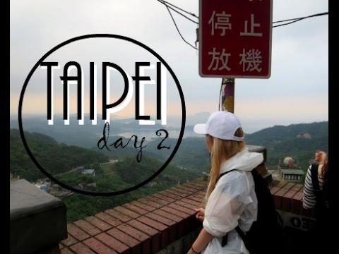 台北 | TAIPEI VLOG: JIUFEN & YEHLIU