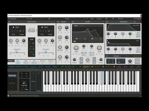 HY-POLY by hy plugins