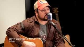 Jolene - Ray LaMontagne / Zac Brown Band (John Dupree & Kevin Wing acoustic cover)