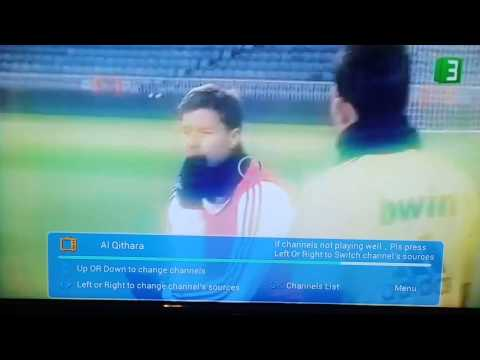 IPTV arabic channel