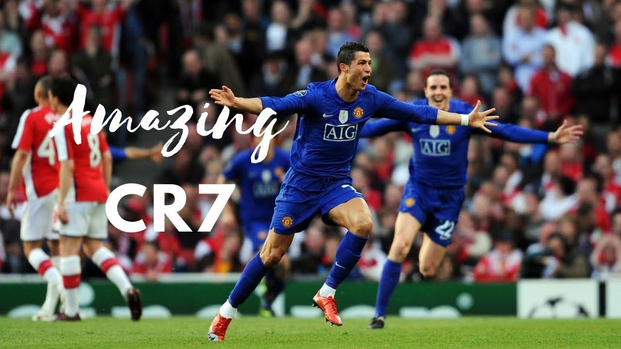 Cristiano RonaldoManchester United Vs Arsenal