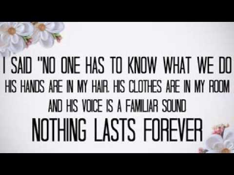 Taylor Swift   Wildest Dreams Official Lyrics