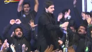 Farhan Ali Waris Live in Lucknow...Pakistan's Famous Nauhakhwan in India 1435  Video Part 1