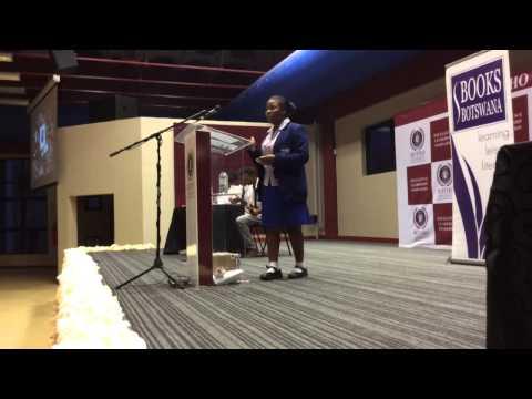 Books Botswana final first affirmative