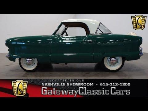 1954 Nash Metropolitan - Gateway Classic Cars of Nashville #207