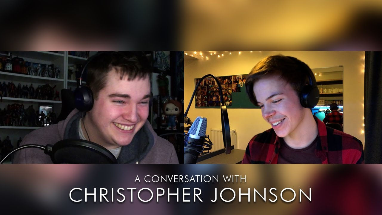 """""""How I made Yonko cry"""" - A Conversation with Christopher Johnson"""