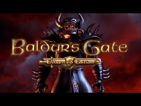 Lets Play Balders Gate pt3 The march south
