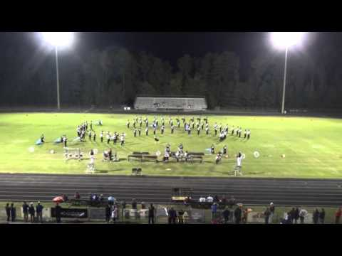 Thomas Dale High School @ County Band Night 2015