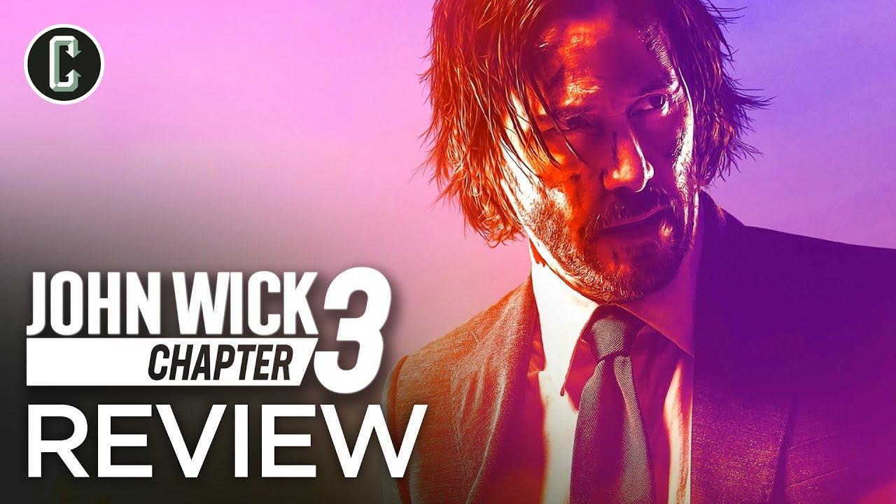 Mark Dacascos Explains His Final Words in 'John Wick 3'