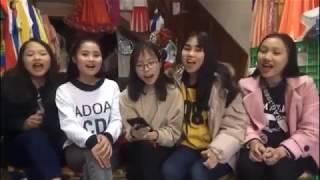 5 cô gái hát dân ca xứ Nghệ làm sốt cộng đồng mạng những ngày qua | Giọng Nghệ tìm về