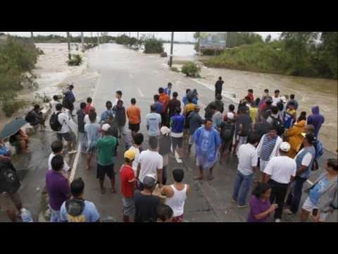 Typhoon Yolanda - Pagsubok