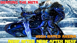 WOW FROST DK PVP ARENA BEATING THE META