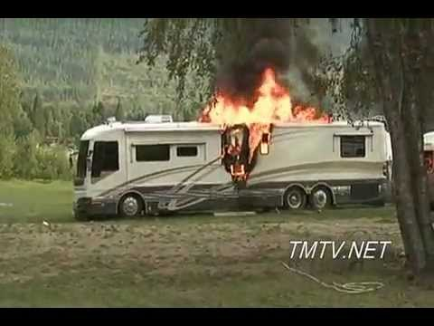 Motor Home Fire - Nelson BC TMTV News.mp4