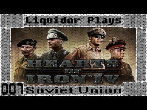 [007] Stress-Free: The Soviet Union |Hearts of Iron IV| Livestream