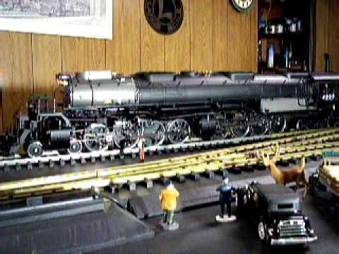USA Trains 1/29 Scale Big Boy #4000 & MTH DCS
